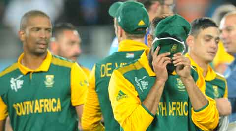 New Zealand vs South Africa: Moments where Proteas 'choked'