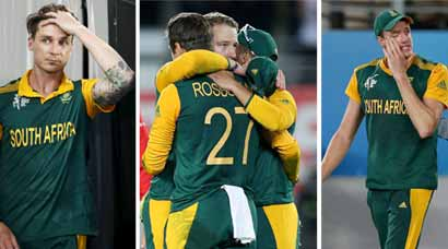 New Zealand vs South Africa: 1992, 1999, 2007, 2015… history repeats itself for Proteas