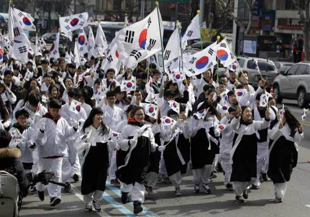 South Korea, March First Independence Movement Day, 1919 uprising, south korea Japan colonial rule, Japanese colonial rule, japan news, korea news, south korea, asia news, indian express