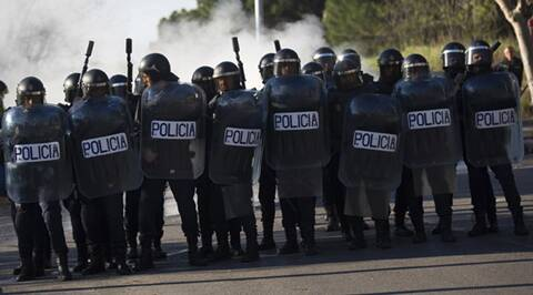 Spain, Spain police, spain arrests, spain arrests anarchists, spain anarchists, anarchists arrested, spain anarchists arrested, anarchists arrested spain, World News