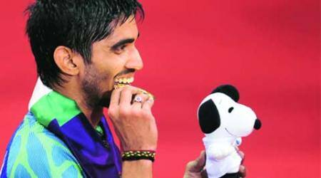 In singles, Kidambi Srikanth helps complete golden double