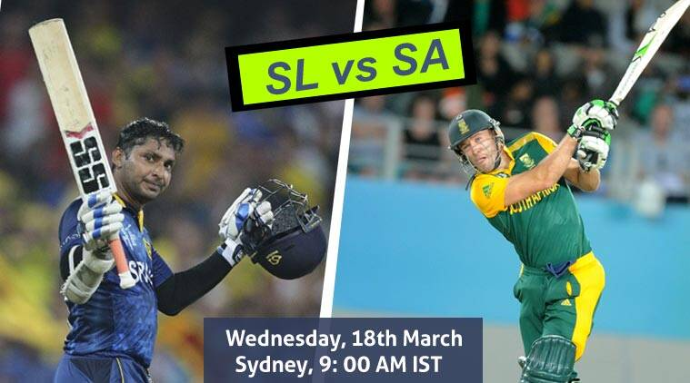 Sri Lanka vs South Africa, South Africa vs Sri Lanka, South Africa Sri Lanka, Sri Lanka South Africa, SL vs SA, SA vs SL, World Cup 2015, Cricket World Cup 2015, Cricket News, Cricket