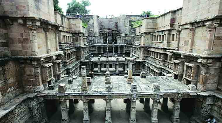 Many believe that attention should also be given to the adjoining Sahastralinga Talav located near Rani ki Vav stepwell. (Source: Express photo)