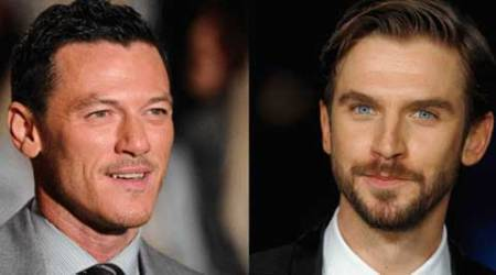 Luke Evans and Dan Stevens join Emma Watson on 'Beauty and the Beast'