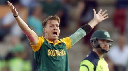 Steyn distracted, says, 'I've never been more scared in my life'