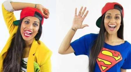 Lilly 'Superwoman' Singh extends Indiatour