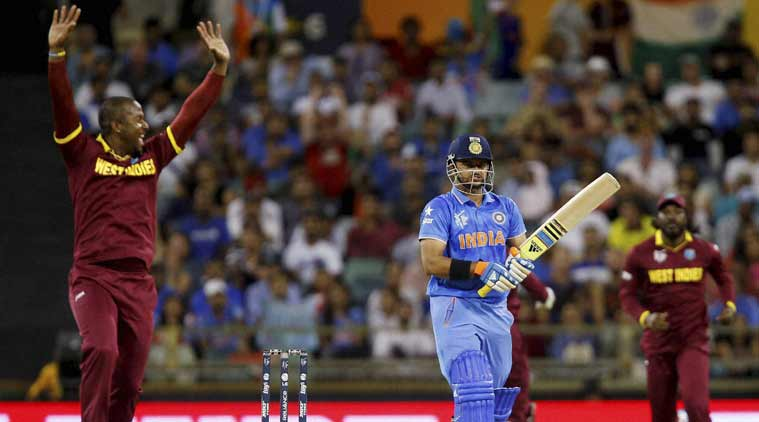 World Cup, World Cup 2015, 2015 World Cup, India vs West Indies, West Indies vs India, Suresh Raina, Suresh Raina India, India Suresh Riana, Cricket News, Cricket