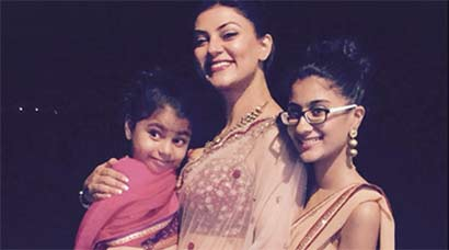 Sushmita Sen's elder daughter Renee is all grown up