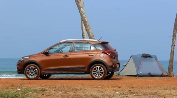 The Hyundai i20 Active signifies the new breed of hatchback-based crossovers.