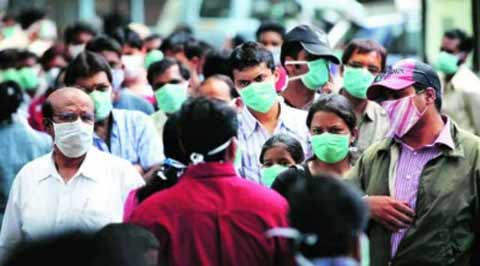 A total of 2,011 people have perished from swine flu until yesterday in the country