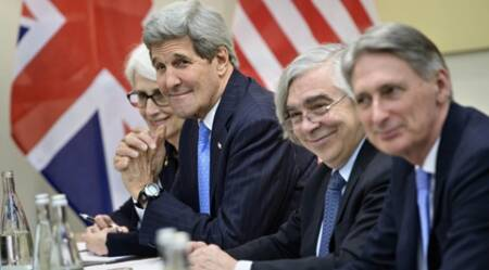 Officials: Iran nuke talks solving some issues, not others