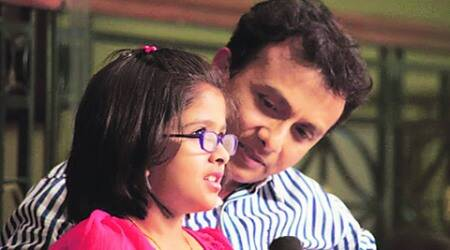10-year old Uthara to receive National Award 20 years after father singer P Unnikrishnan got