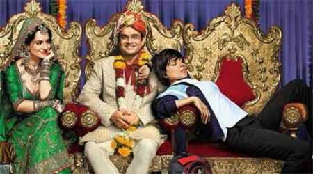 Revealed: First look and motion poster of 'Tanu Weds ManuReturns'
