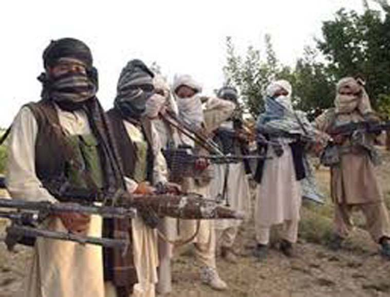 Terrorists outfits in Pakistan