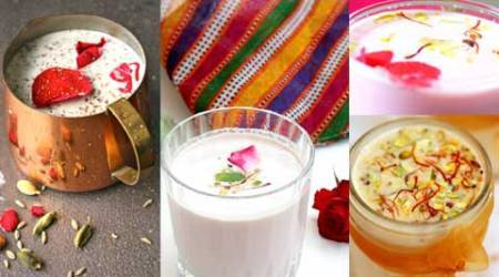 Variety of Thandai flavours add 'colour' to Holi celebrations