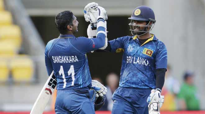 Thirimanne, Sangakkara make it one-sided