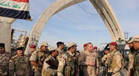 Fighting the Islamic State: Iraq launches a military operation to regain control of Tikrit