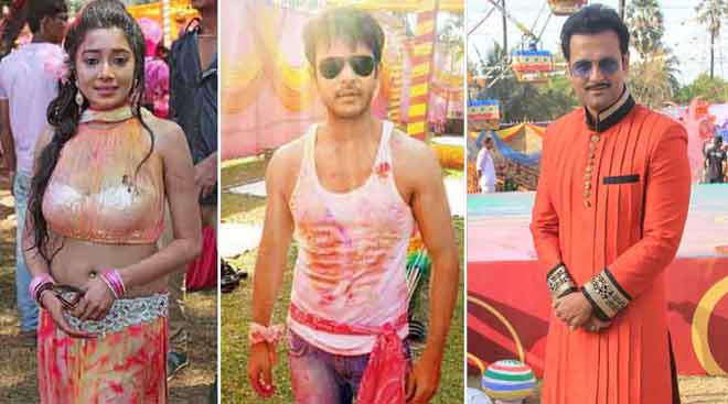 TV stars Tina Dutta, Jay Soni, Rohit Roy and their Holi tales