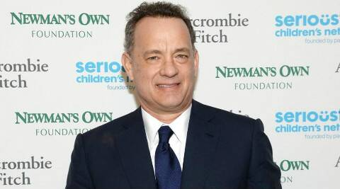 Tom Hanks would officiate more weddings if the fee is right