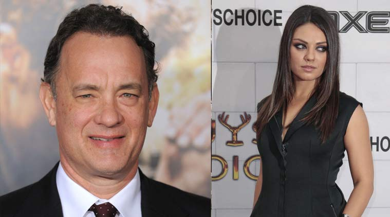 Tom Hanks, Mila Kunis