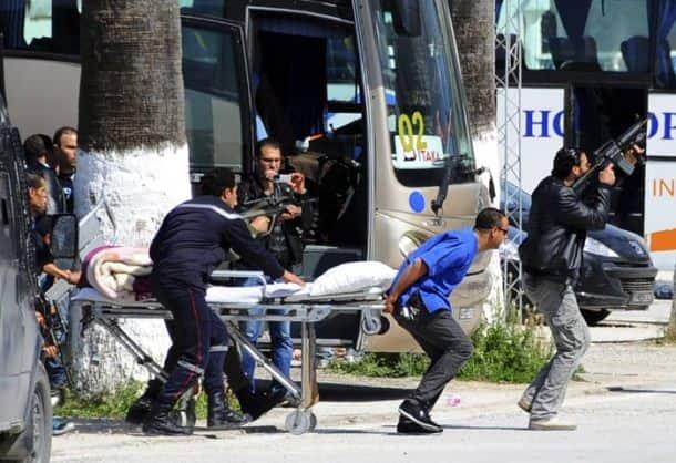 Gunmen in military uniforms storm Tunisia's national museum