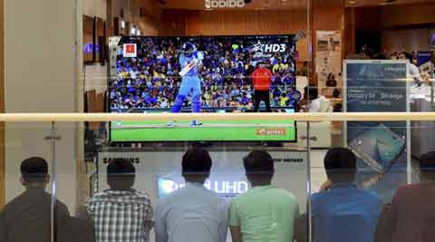 How watching cricket in India has changed over theyears