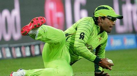 World Cup 2015, Cricket World Cup 2015, World Cup, Sports, Cricket, Pakistan, Waqar Younis, Umar Akmal, Ahmed Shehzad, Azhar Ali, Azhar Ali captain, World Cup pakistan, Sports news, Cricket news, World Cup news