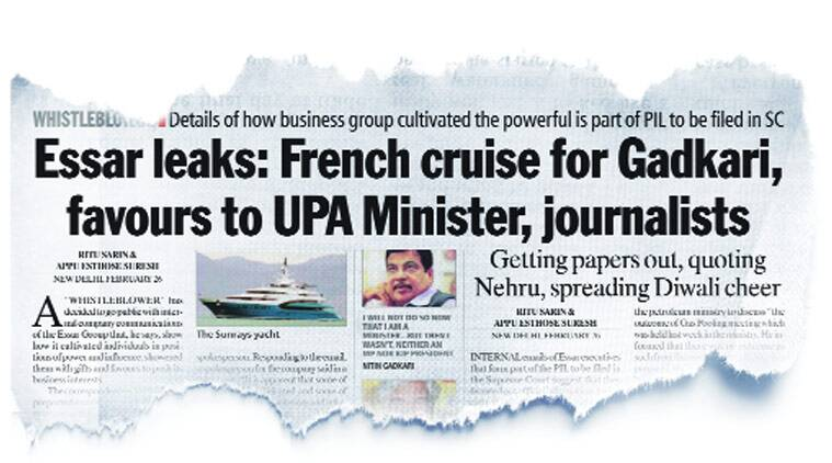 The Indian Express, Feb 27.