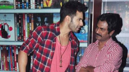 Nawazuddin Siddiqui gives 'full marks' to Varun Dhawan