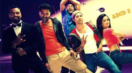 It's a wrap on Varun Dhawan, Shraddha Kapoor's 'ABCD 2'
