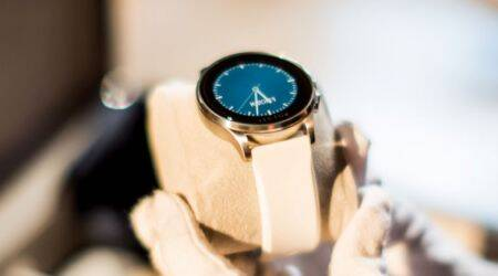 Finally, a smartwatch that gives you 30 days battery life