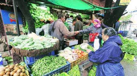Unseasonal showers wrecks vegetable and fruit crops in and around Pune