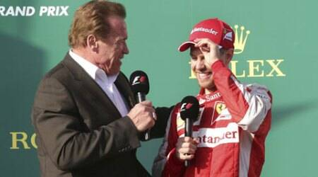 Podium finish in Australia, a great relief after a horrible season last year: Sebastian Vettel