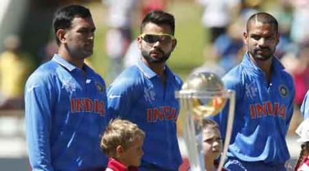 Virat Kohli, MS Dhoni descend in ICC ODI rankings for batsmen