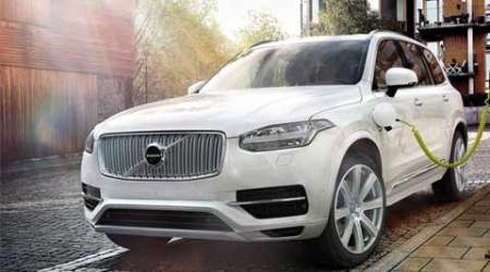 Volvo plans to launch three new cars in2015