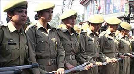 Recruitment drive for women constables: 48,000 apply for 260 posts
