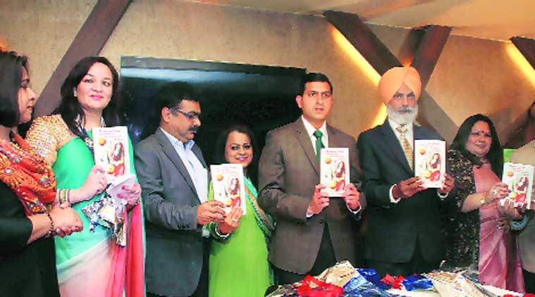 international women day, women day, book on women, book release, ludhiana news, city new, local news, ludhiana newsline
