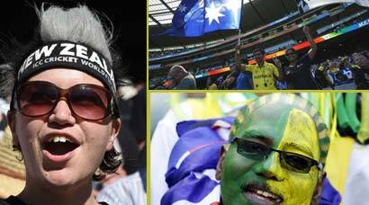 Australia vs New Zealand, World Cup final: Packed MCG crowd roars as Aussies take thetitle
