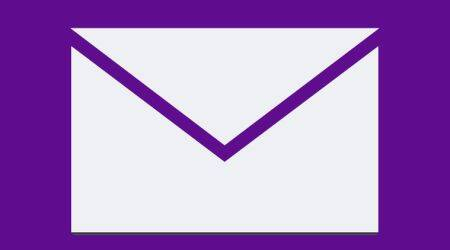 Yahoo, Yahoo mail, Yahoo mail contact card