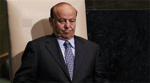 Hadi directly challenged Iran in his remarks and called for his supporters to rise up in peaceful protest against the Houthis.