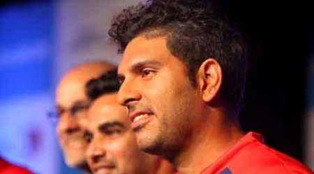 I am confident of doing well in IPL and make it back into Indian team, says YuvrajSingh