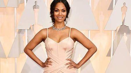 Why is it shocking?: Zoe Saldana on husband taking her last name