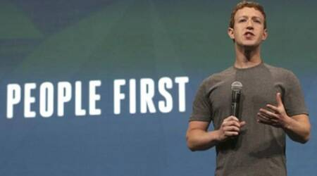 Facebook, Mark Zuckerberg, Internet, townhall, IIT Delhi, technology news