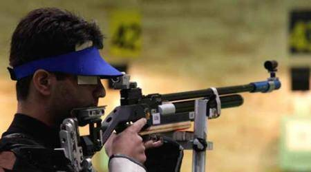 Battling niggle, Abhinav Bindra targets Olympic quota in Munich