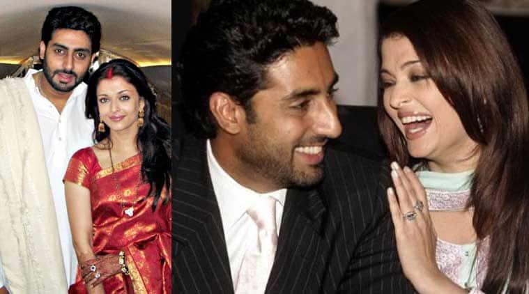 Aishwarya Rai Abhishek Bachchan Celebrate Eight Years Of Marriage