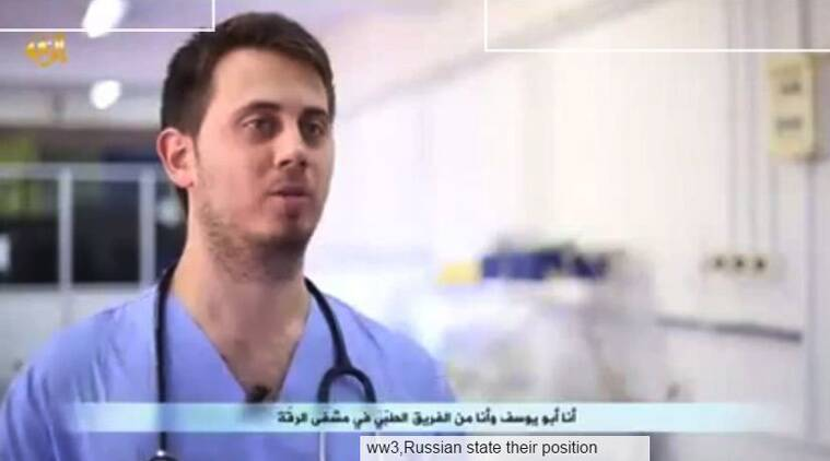 IS, IS video, Abu Yusuf, Australian trained doctor Abu Yusuf, IS doctor video, Australia, Islamic State propaganda video, ISIL syria, World news