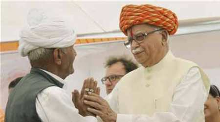 advani, l k advani, ayodhya movement, bjp, bjp training video, bjp video, bjp news, india news, indian express