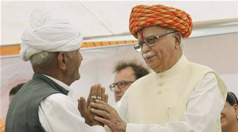 LK Advani, BJP, BJP national executive, BJP meeting, bengaluru