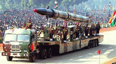 What is India's military strength?