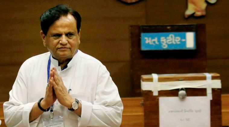 ahmed patel, gujarat rajya sabha elections, bjp, congress, gujarat, rajya sabha, india, indian express news